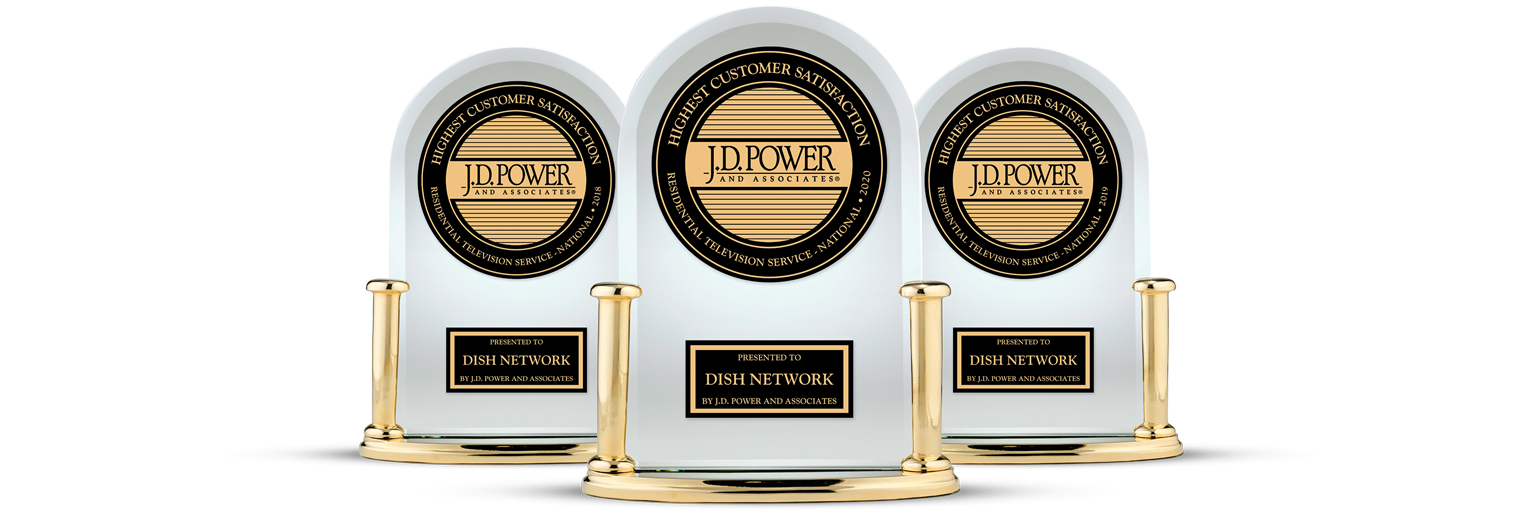 DISH Customer Satisfaction - Ranked #1 by JD Power - Dave's Satellite & Communications in Waterford, Pennsylvania - DISH Authorized Retailer