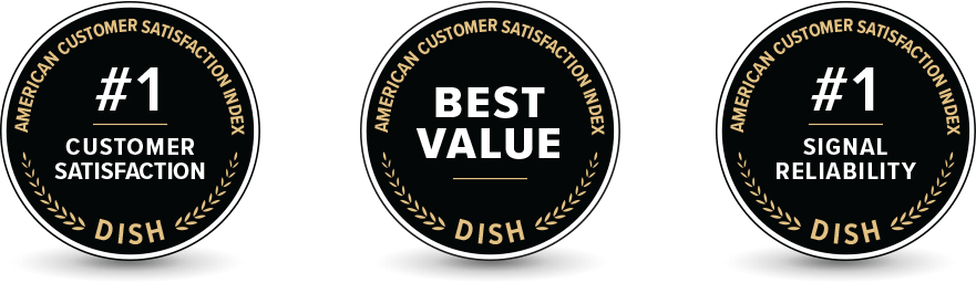DISH Ranked #1 in Customer Satisfaction - Dave's Satellite & Communications - DISH Authorized Retailer